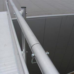 Leuning loopbrug ASC 1