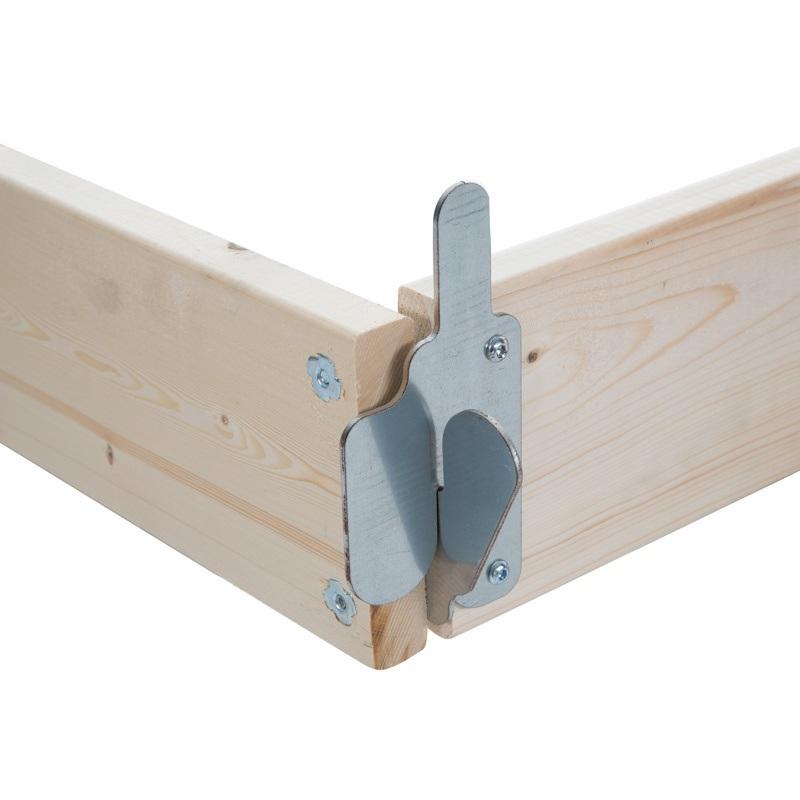 houten kantplankenset