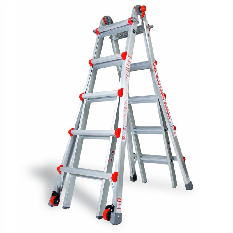 Little Giant 4×5 Vouwladder