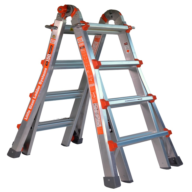 Little Giant 4×4 Vouwladder