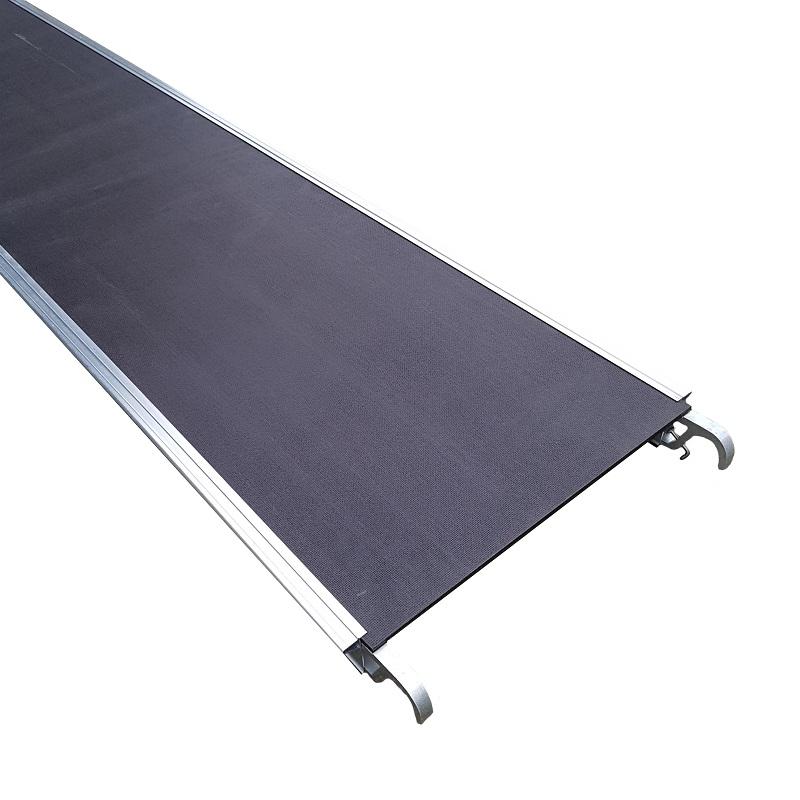 custers platform zonder luik