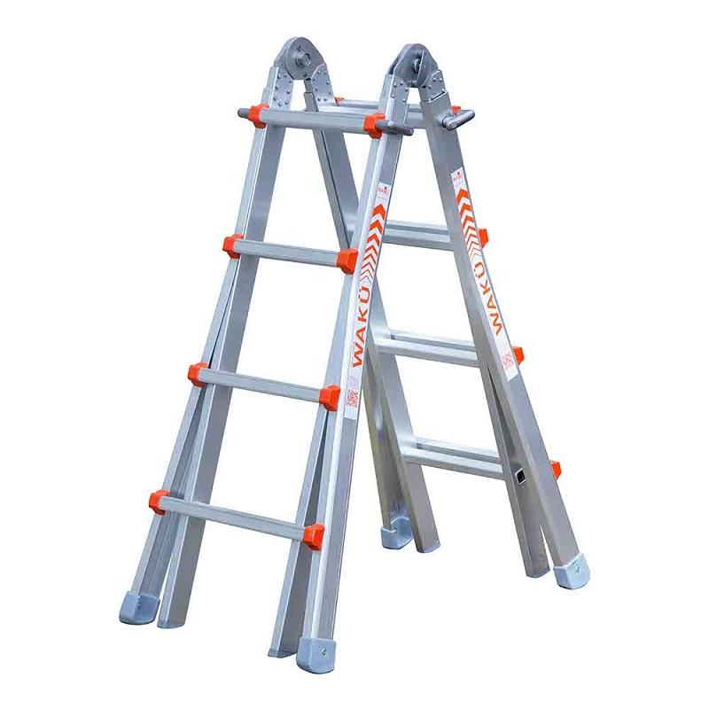 WAKÜ 4×4 Multifunctionele Ladder