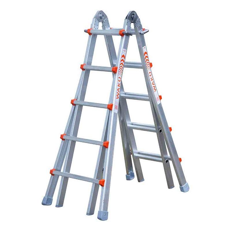 WAKÜ 4×5 Multifunctionele Ladder